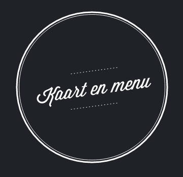Carte et menu NL